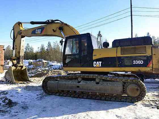 Гусеничный экскаватор CAT 336, 2014 г Мурманск