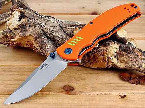 Нож на подшипнике Ganzo FireBird Orange Брянск
