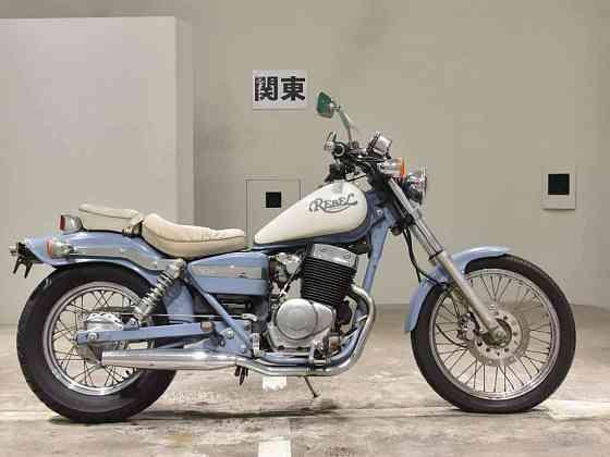 Мотоцикл круизер Honda Rebel 250 рама MC13 тюнинг custom гв 1993 Москва