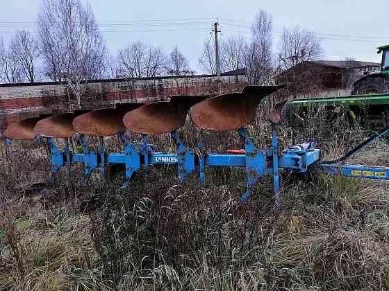 Продам полунавесной оборотный плуг Lemken ЕвроДиамант 10 7+1 L100 Вологда