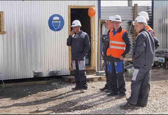 Работа подсобными рабочими. Ежедневные выплаты Санкт-Петербург