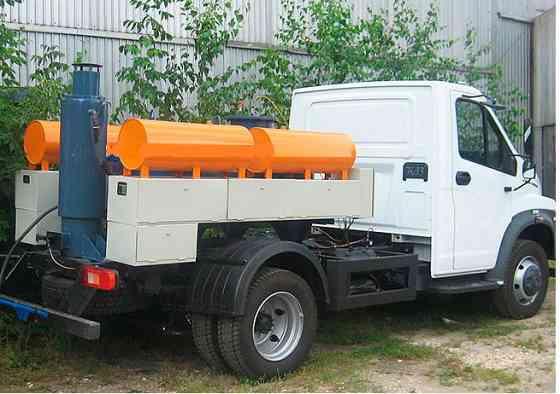 Дезинфекционная установка ДУк 2 ГАЗ Некст Елабуга