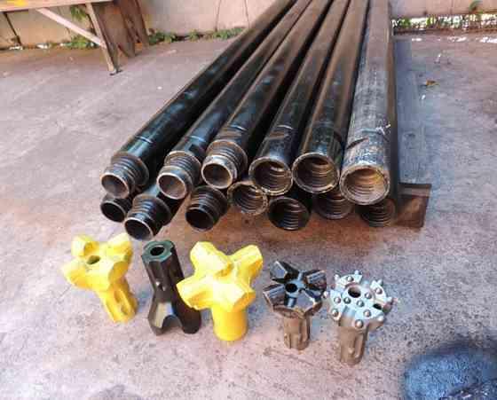Скупаю алмазный буровой инструмент, буровые трубы, колонковые наборы Красноярск