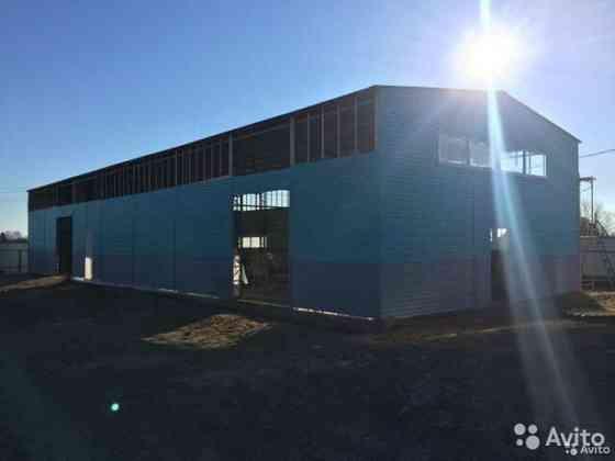 Изготовление, строительство и продажа металлоконструкций Нижний Новгород