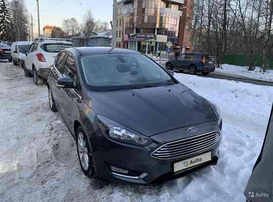 Ford Focus 1.5 EcoBoost AT Titanium Архангельск