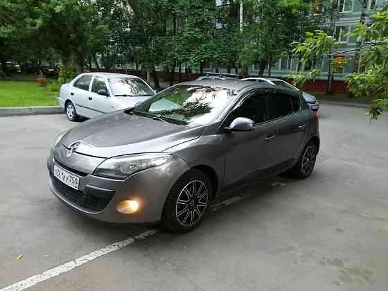 Renault Megane lll Москва
