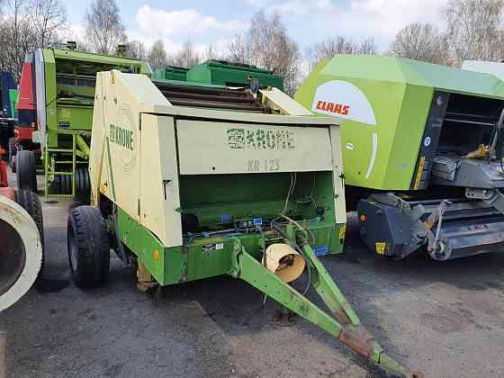 Пресс подборщик Krone KR-125 Кемерово