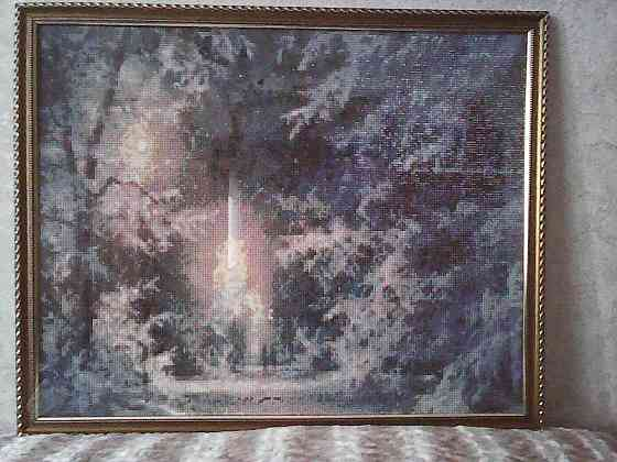 Картина алмазная мозаика Валуйки
