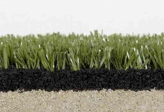 Укладка искусственной травы для футбольного поля Владивосток