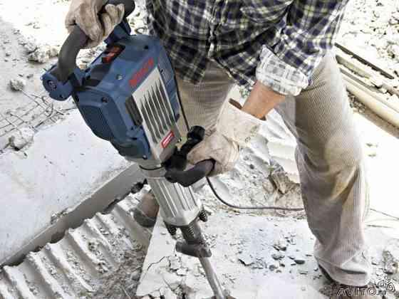 Аренда (прокат) бетонолома Bosch Волгоград