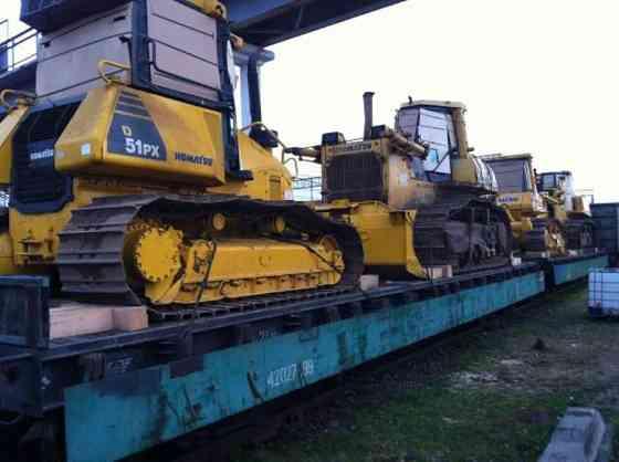 ТрансРусь. ЖД перевозка спецтехники, негабаритных грузов с любой станции РФ Москва