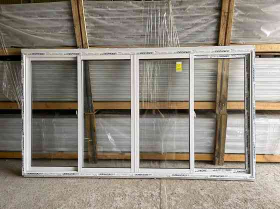 Остекление балкона, раздвижка ОТК (балконка) в сборе. Б/у Краснодар