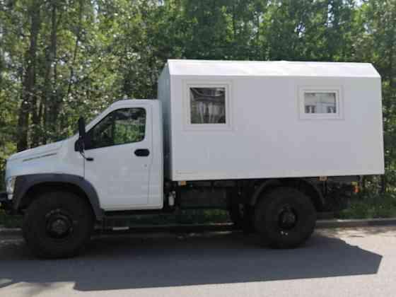 Автодом на колесах, автокемпер, жилой модуль ГАЗ Садко Краснодар