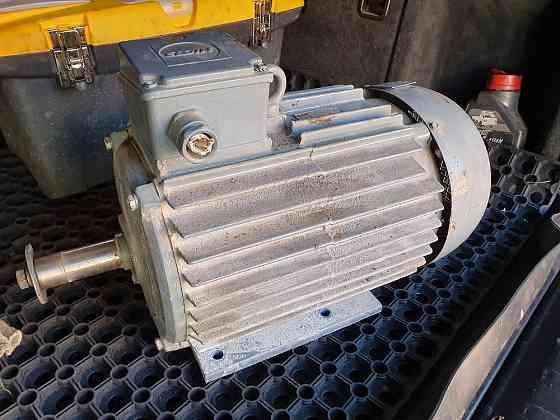 Электродвигатель 7.5 кВт 2895 об/мин лапы А112М2 Eldin(Ярославль) Москва