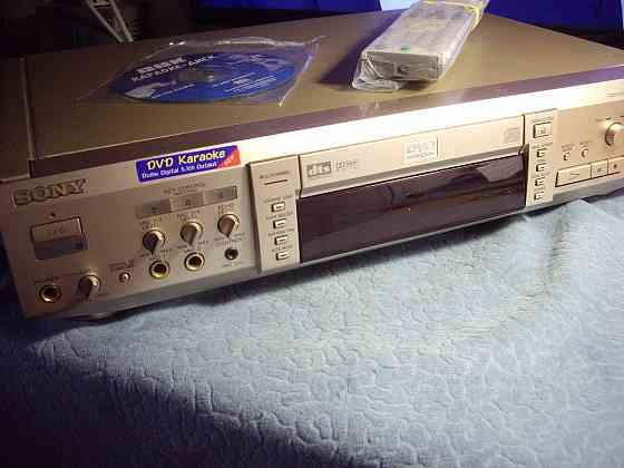 CD\DVD плеер SONY DVP-K880D Челябинск