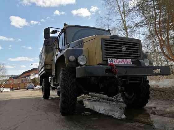 Автомобиль для рыбалки и охоты ГАЗ Омск