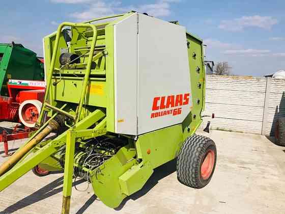 Пресс подборщик Claas Rollant-66 Кемерово