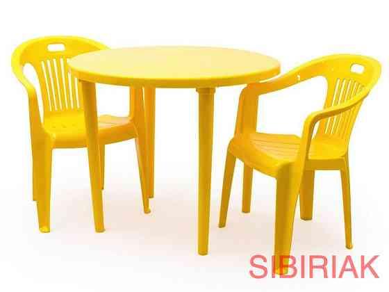 Покупаем пластиковую мебель летних кафе Новосибирск