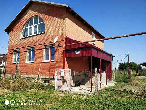 Дом 183.4 м² на участке 5 сот. Новопокровская