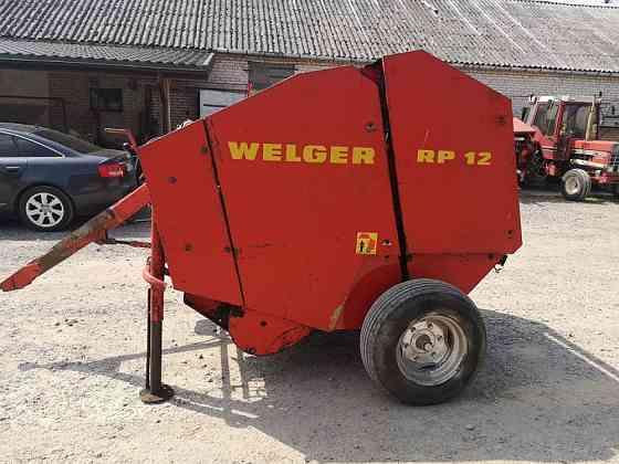 Пресс подборщик Welger RP-12 Кемерово