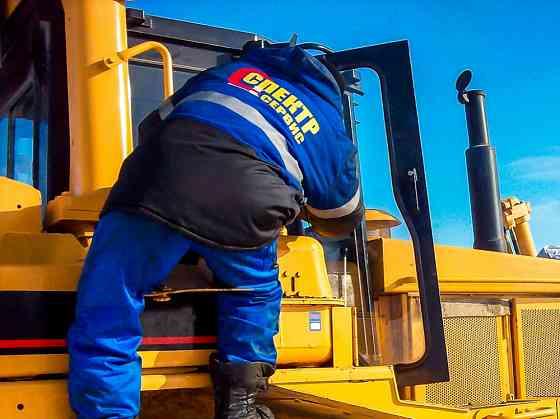 Ремонт и обслуживание бульдозеров SHEHWA и SHANTUI Челябинск