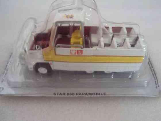 Star 660 Papamobile Папамобиль 1979 Липецк