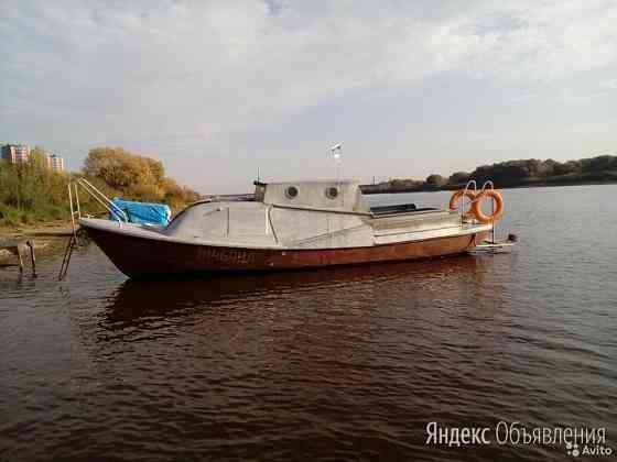 Дизельный водоизмещающий катер пр. 1424Т Великий Новгород