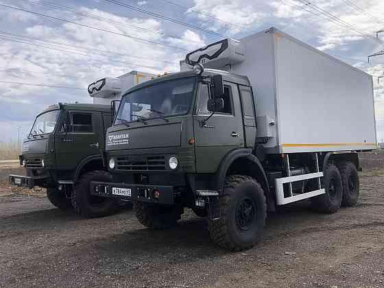 КАМАЗ 43118 изотермический фургон Новый Евро-2 Красноярск