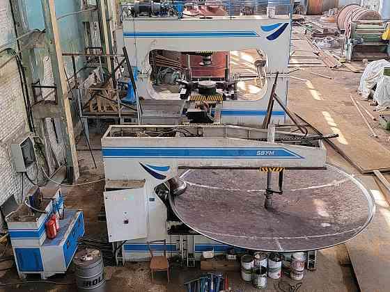 Сертифицированное производство эллиптических днищ размером до 4000 мм Нижний Новгород