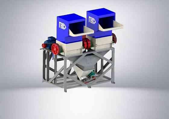 Оборудования по переработки пластика, промышленные шредеры Лысьва
