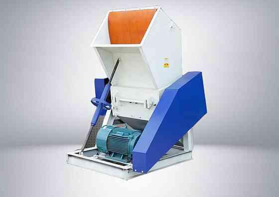 Оборудования по переработки пластика, пресс-агломераторы Саров