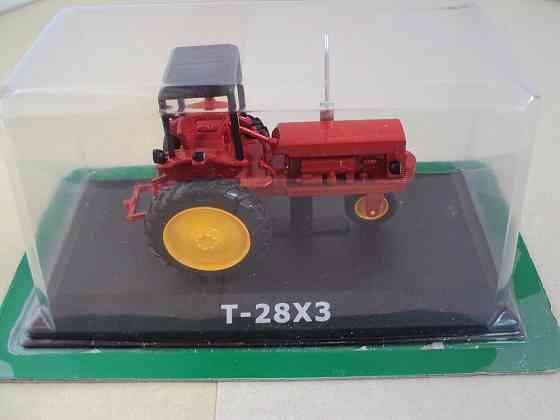 Модель. Трактор Т-28Х3 Липецк