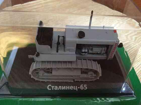 Модель Трактор Сталинец-65 Липецк