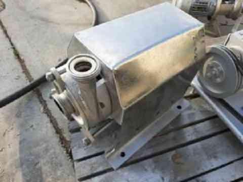 Насос диспергатор РПА-1, 5 (роторно-пульсационный аппарат), двигатель 3 кВт, инв 1648 Москва