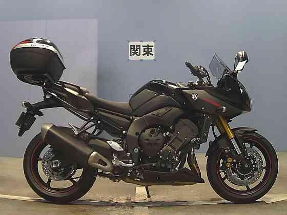 Мотоцикл naked Yamaha Fazer FZ8 SA рама RN25G задний мотокофр гв 2014 Москва