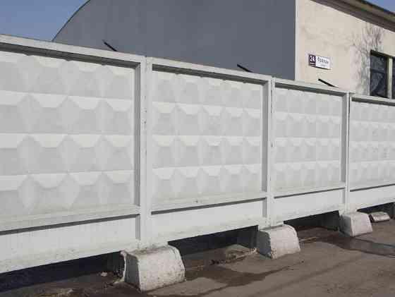 Заборные плиты и стаканы к ним Ставрополь