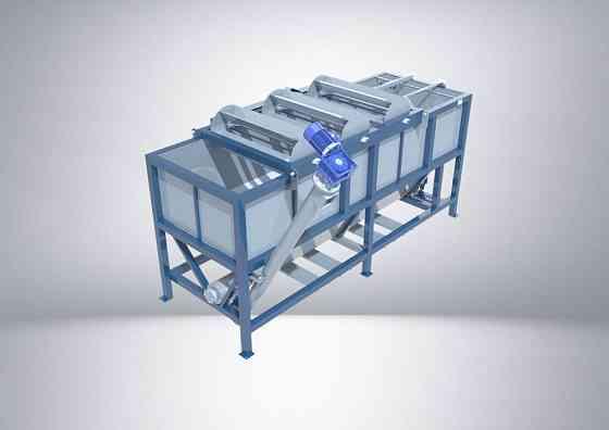 Оборудования по переработки пластмасс, двухкаскадные линии грануляции Кстово