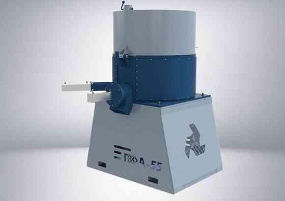 Агломератор, оборудование для переработки пластика Азов