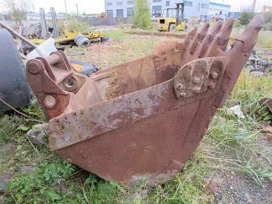 Ковш Hitachi 1, 2 m3 и быстросъем гидравлический Санкт-Петербург