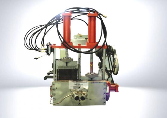 Оборудование для утилизации пластмасс, смеситель двухстадийный Белогорск