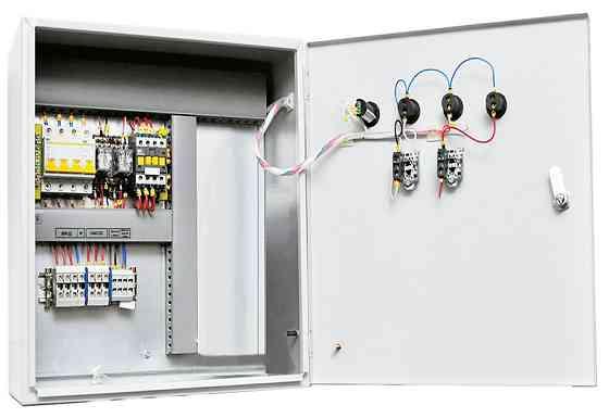 Щит управления вентиляцией и вентилятором ЩУВ до 800 кВт Самара
